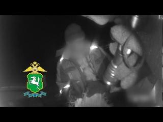 В Каргасокском районе полицейские задержали подозреваемого в незаконной добыче рыбы ценных пород