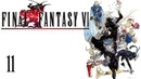 Final Fantasy VI SNES/FF3US Part 11 - Stopping the Train