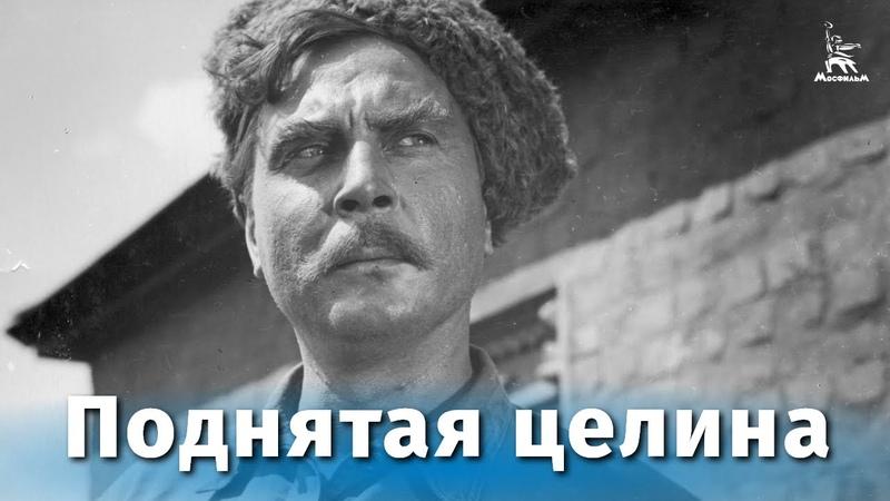 Поднятая целина драма реж Юлий Райзман 1939 г