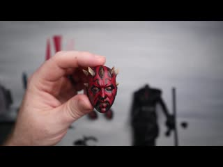 Hot Toys DX18: Solo A Star Wars Story - Darth Maul 1/6