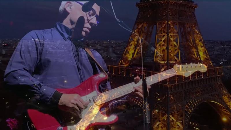 Mark Knopfler París 2019