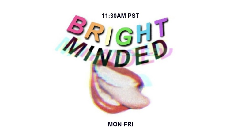 Bright Minded Live with Miley Cyrus Episode 5 Hailey Bieber Trixie Mattel and Milk