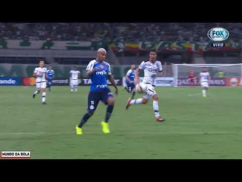 GOL DE DEYVERSON! Palmeiras 3 x 0 Melgar - Libertadores 2019
