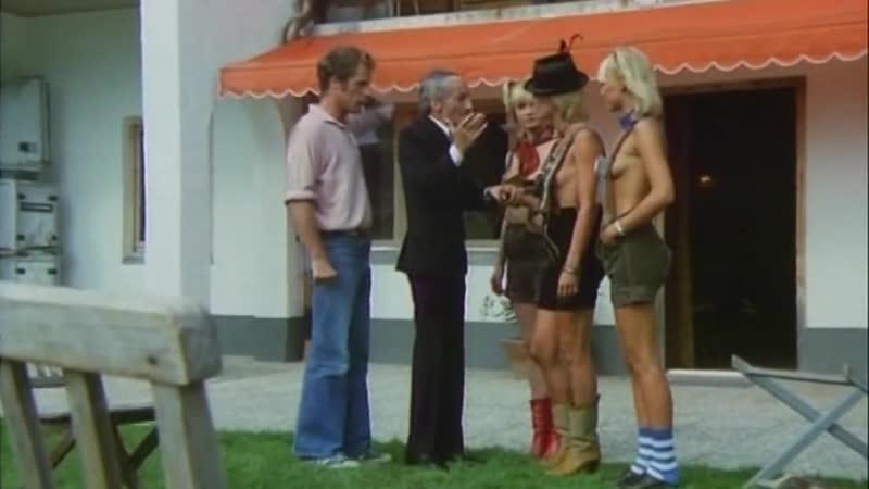 Три шведки в Верхней Баварии Drei Schwedinnen in Oberbayern 1977 4881886836
