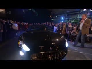 Top Gear - 18 сезон 5 серия - обзор Maserati Gran Turismo MC Stradale