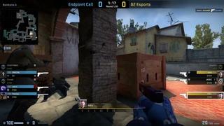 CS:GO POV Demo G2 NiKo (27/16) vs Endpoint (de_inferno)