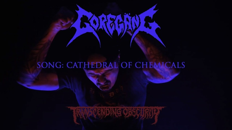 Goregang (US) - Cathedral of Chemicals OFFICIAL VIDEO (Death MetalCrust) Transcending Obscurity