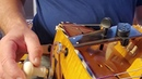 Quick cottoning video for the hurdy gurdy