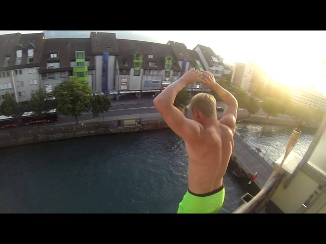 CLIFFDIVING HIGHDIVING TOUR 2013 *best clips*