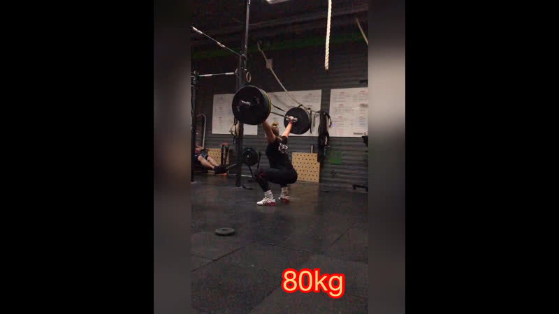 Анастасия Бегунова тренировки