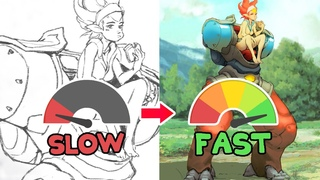 HOW TO DRAW/PAINT FASTER
