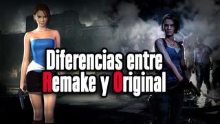Resident Evil 3 Clásico Vs Remake (Las diferencias entre cada uno) I Fedelobo