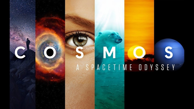 Заставка к сериалу Космос Пространство и время