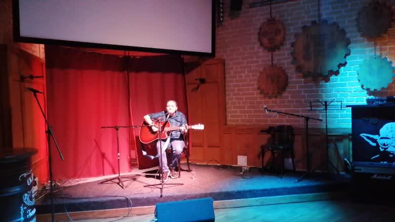 29 10 2020 Евгения Тенюга Акустический концерт Вселенная любви в Кафе баре Эдисон