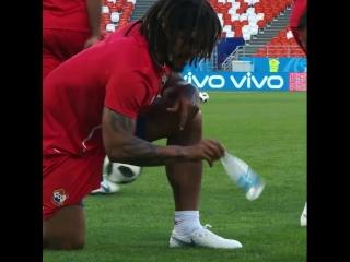 Flip the bottle challenge: панама эдишн
