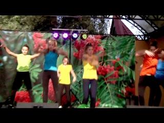 """Студия современного танца """"veritas"""" -  танец """"monstra"""""""