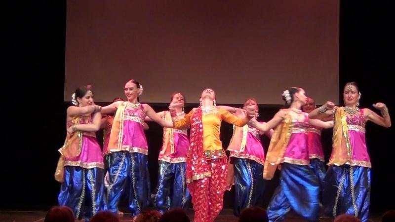 Ghani Bawri танец в стиле Болливуд
