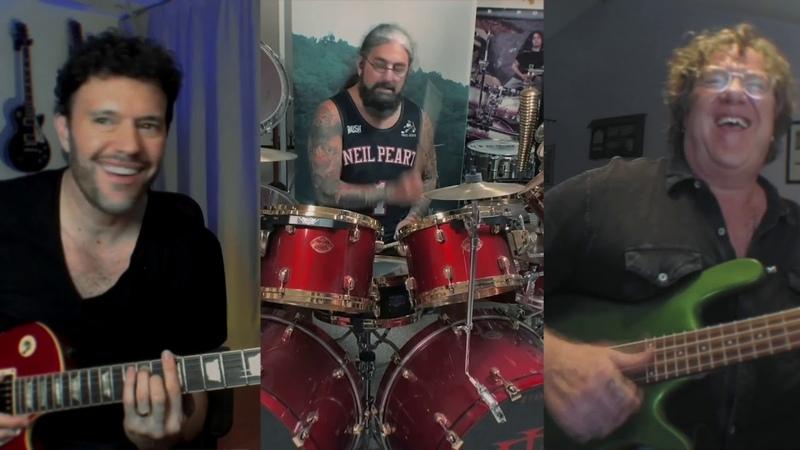 YYZ (Mike Portnoy, Stu Hamm, Paulie Z, Walter Ino)