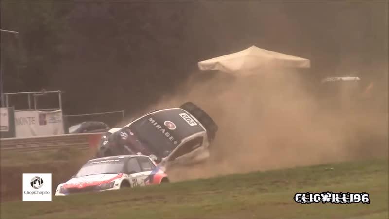 Compilation rally crash and fail 2017 HD N18