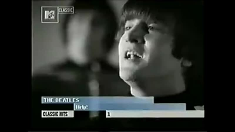 The beatles help mtv classic