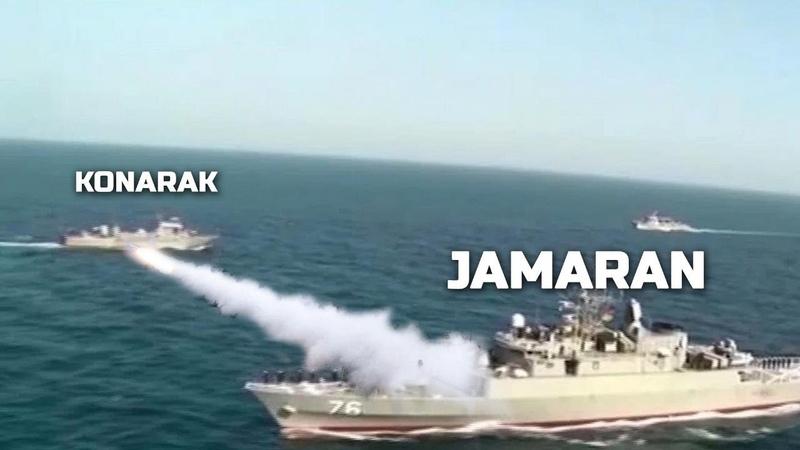 How Iran's Jamaran frigate can sink its own Vessel Konarak