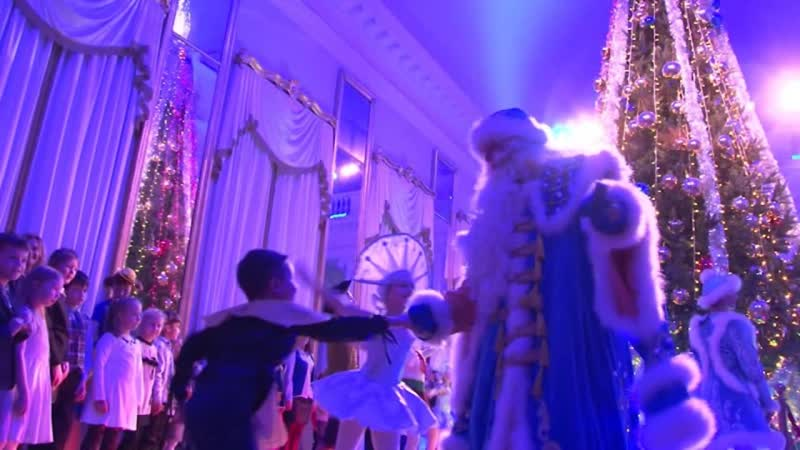Новый год в Аничковом дворце