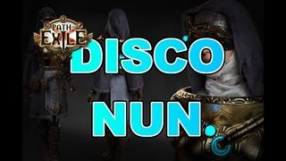 PoE: Sister Cassia, Disco Nun - Divine POWAH!