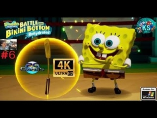 SpongeBob SquarePants Battle for Bikini Bottom   Rehydrated #6