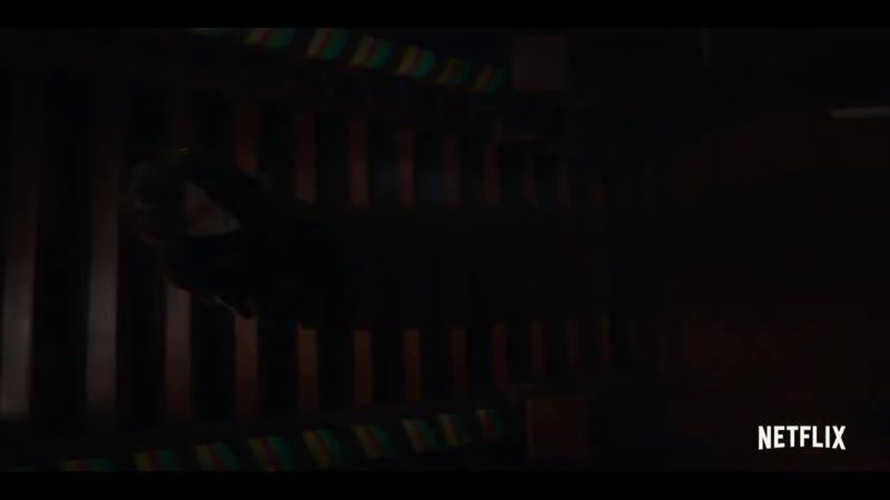 Призраки поместья Блай Русский тизер-трейлер (1-й сезон) Сериал 2020 (Netf