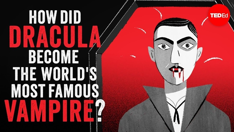 How did Dracula become the world's most famous vampire Stanley Stepanic