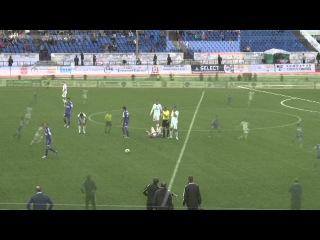 ФК Химик Дзержинск-ФК Газовик Оренбург 2-0