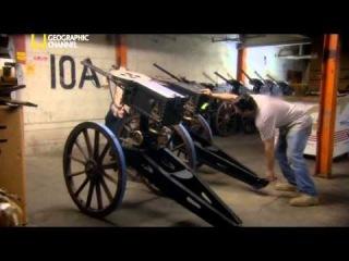 Семейное оружие — Ковбойская перестрелка (3 серия)