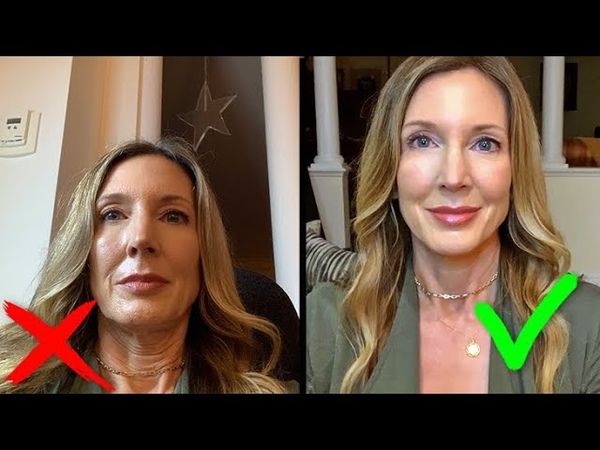 How To Look Good on Video Calls Zoom FaceTime Skype Blogger Secrets