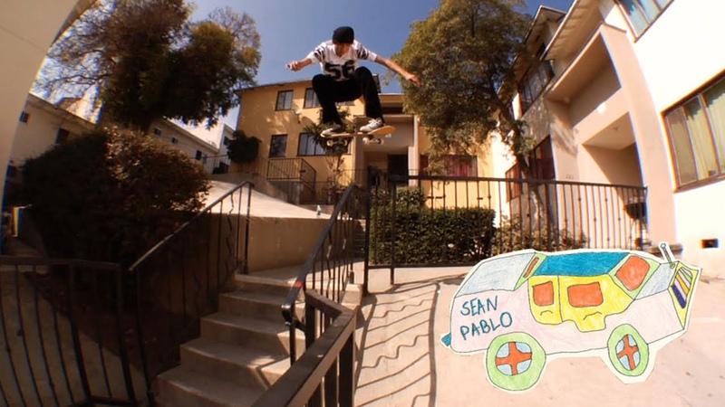 Sean Pablo in IC2 | TransWorld SKATEboarding