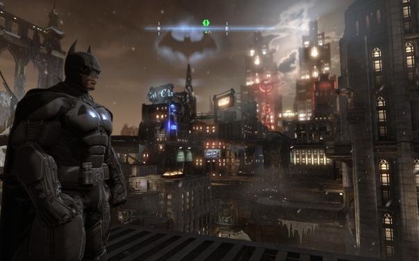 batman arkham origins - HD1680×1050