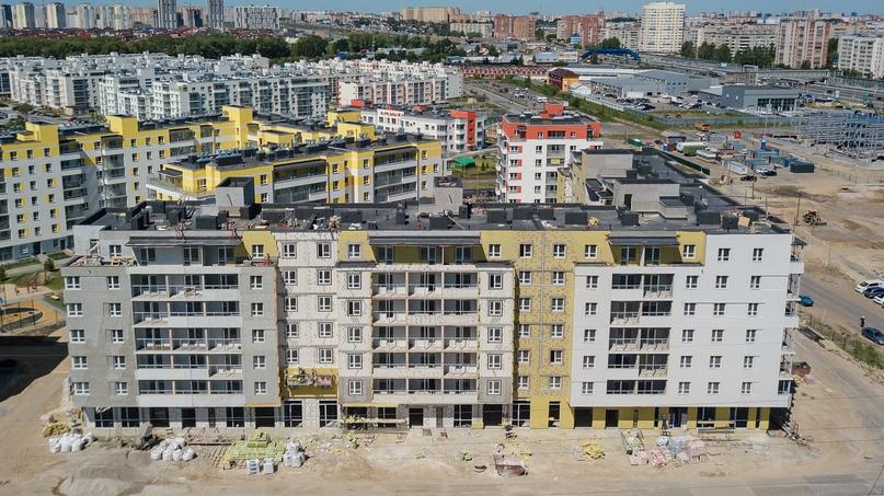 Отчет о ходе строительства ЖК «Апрель» июнь 2020, изображение №11