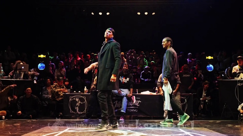 Laurent Les Twins Demo @JusteDebout on my beat @officialgzl Flow Caro RMX BY ARABIC FLAVOR MUSIC