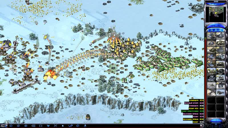 Artemis game^FFA CC Red Alert 2 REBORN 081219 FFA Roper x Artemis x Toniksidor x Rocker47 x CJ