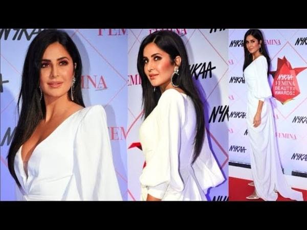 Katrina Kaif Very BEAUTIFUL Look At Femina Nykaa Beauty Awards 2020