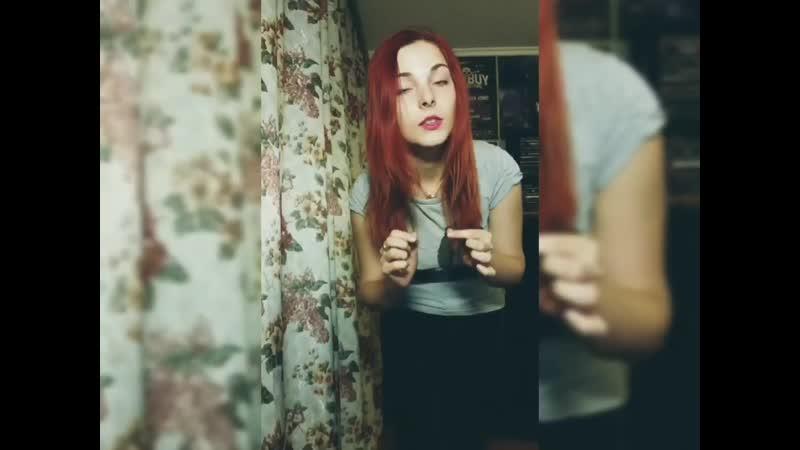 Анна KiaRa - Abandoned (Kamelot cover)