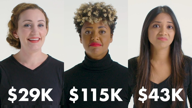 Women with Different Salaries on What they Feel Guilty Buying | Glamour vk.comtopnotchenglish