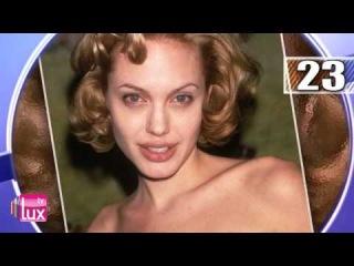 Как менялась внешность Анджелины Джоли на протяжении 30 лет