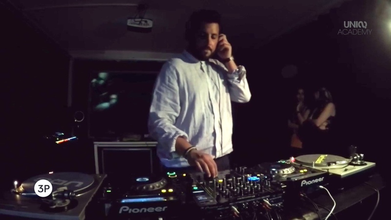 Luca Musto [Private Party Project] UNIS Academy Istanbul DJ SET