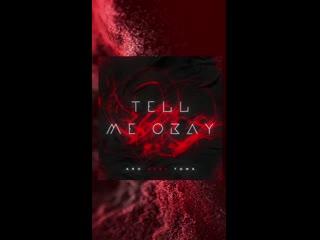 Aro feat. Toma - Tell me okay
