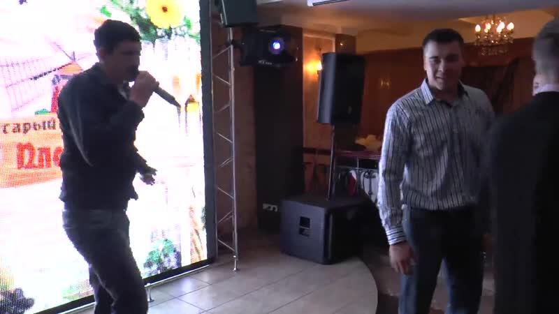 Аркадий Кобяков 'Некуда бежать' 'Арестантская душа' Ресторан 'Старый Пловдив' 28 09 2014 Санкт Петербург