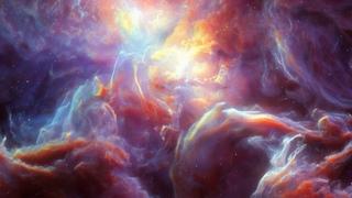 🚀ч.1 Самый красивый полёт сквозь Космос и Туманности/Вселенная /Stunning Space Journey/Nebulae