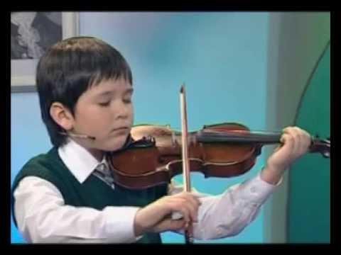 Музыка 6 Альт Импровизация в музыке Игра ребёнка на скрипке Академия занимательных наук