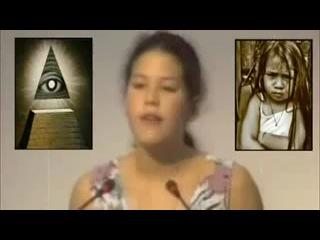 Северен Сузуки предлогавшая Конгрессу Переориентироваться с Эго на Будущее Детей и планеты
