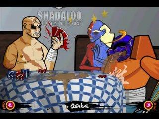 Street Fighter Flash Collab part 1