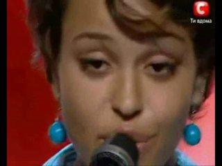 Х фактор Сюзанна Абдулла cover on Beyonce Halo